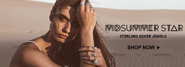 Shop Midsummer Star Jewellery