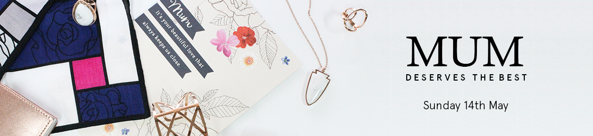 Shop Mothers Day Gifts for Jewellery, Watches & Accessories